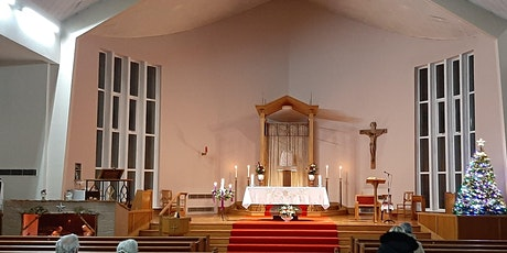 Sunday Evening Mass for the Feast of the Baptism of the Lord tickets
