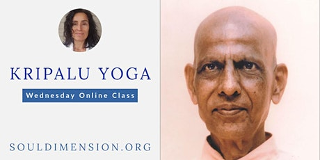 Kripalu Yoga tickets