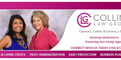 Wills, Living Trusts & Asset Protection tickets