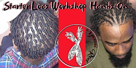 Starter Locs Hands-On Workshop tickets