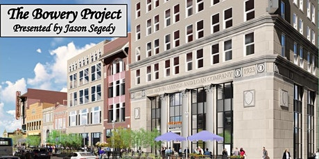 ASCE January Virtual Meeting - The Bowery Project tickets