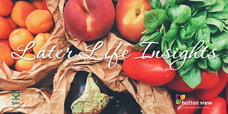 Later Life Insights | Diabetes, Nutrition & Bone Health tickets