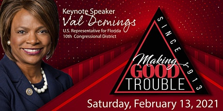 2021 DST-Columbus Alumnae Chapter's Founders Day Celebration tickets
