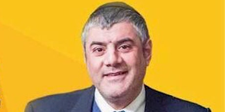 Monday Evenings with Rabbi Yosef Mizrachi - Queens tickets