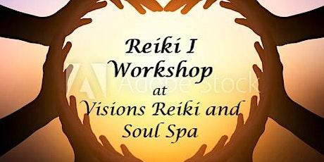 Reiki I Workshop tickets