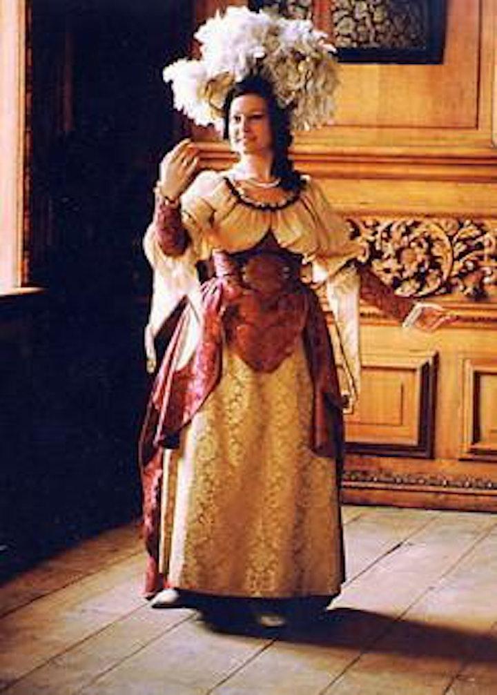 La Belle Danse: Baroque Court and Theatre Dance, Workshop Two image