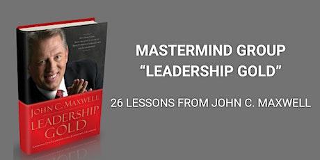 Virtual Leadership Mastermind tickets