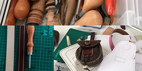 Introduction to leatherwork tickets