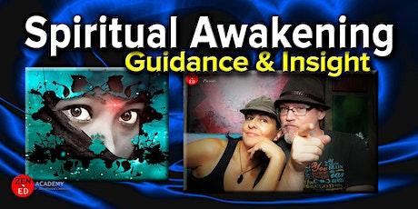 Spiritual Awakening Benefits ~Spiritual Awakening Process tickets