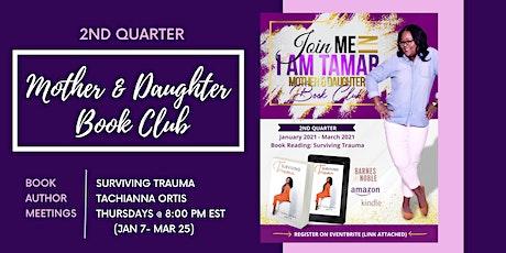 I AM TAMAR - Mother & Daughter Book Club (Quarter 2) tickets