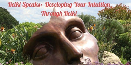 Reiki Speaks; Developing Your Intuition Through Reiki tickets