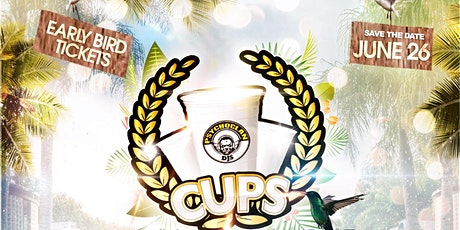 CUPS REVENGE ALL WHITE COOLER FETE tickets