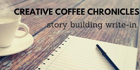 Creative Coffee Chronicles tickets