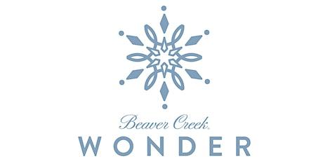 Beaver Creek Wonder Art Walk tickets