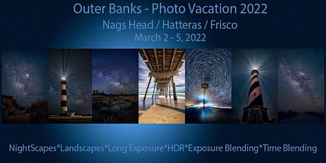 OUTER BANKS 2022 - Photography Workshop / March tickets