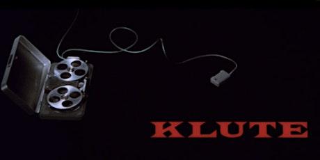 New Plaza Cinema Classic Talk Back:  Klute (1971) tickets