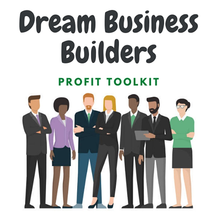 Dream Business Builders Profit Toolkit Launch - Become a Beta Tester! image
