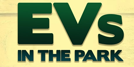EV's In The Park 2021 tickets