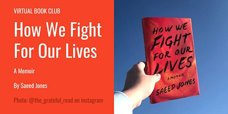 LGBTQ+ Virtual Book Club | How We Fight For Our Lives tickets