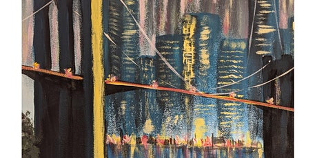 Brooklyn Bridge - Fun Painting Session at The Griffin, Rugby tickets