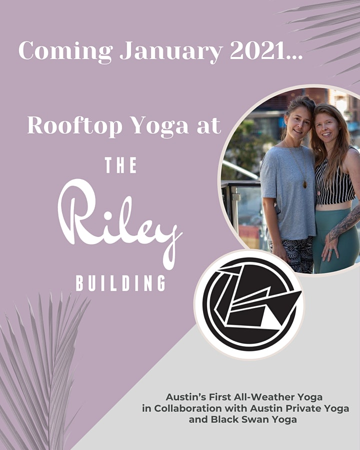 Rooftop Yoga at The Riley image