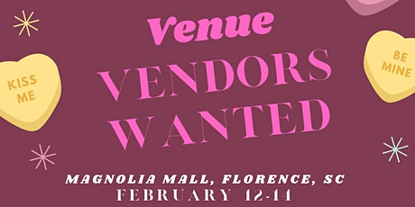 Magnolia Mall Valentines Venue tickets