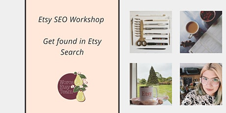 Kick start your Etsy SEO for 2021 - How to get found in Etsy Search Tickets