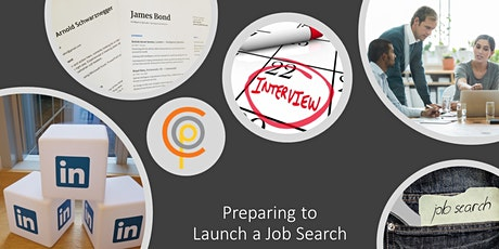 Preparing to Launch a Job Search tickets