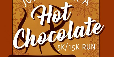 Hot Chocolate 5K/15K Virtual Run at White Rock Lake tickets