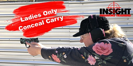 **LADIES ONLY** Arkansas Conceal Carry (CHCL) Course tickets
