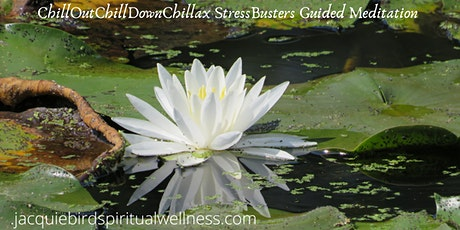 ChillOut ChillDown Chillax Renew: StressBusters Guided Meditation tickets