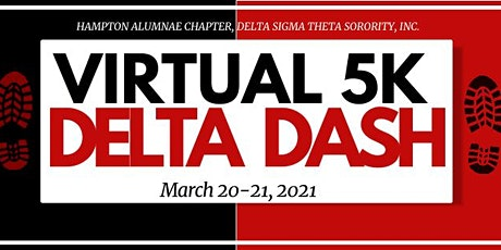Delta Dash 5K 2021 tickets