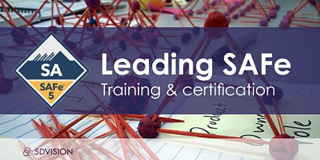 Leading SAFe SA certification - USA - Europe tickets