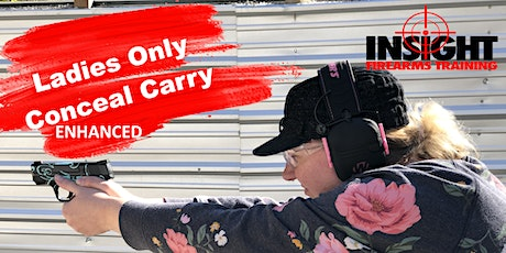 **LADIES ONLY** Arkansas Enhanced CHCL Course tickets