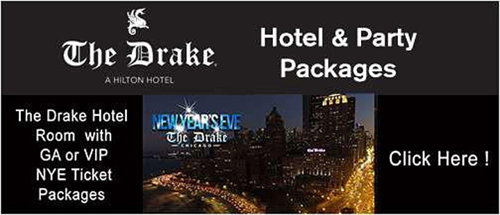 New Year's Eve Party - The Drake Hotel Chicago 2022 - Chicago Scene image