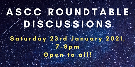 ASCC Roundtable Discussions: Atomic Habits tickets