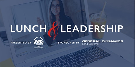 Women in Defense  Lunch & Leadership Series - August 2021 Event tickets