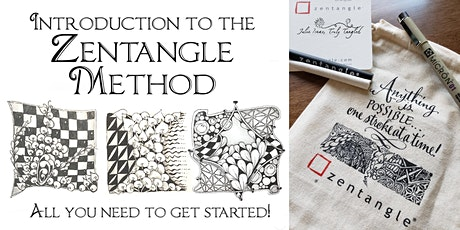 Introduction to the Zentangle Method ® tickets