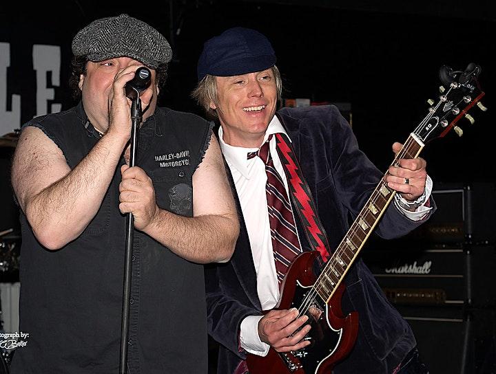 BONFIRE: A Tribute to AC/DC image