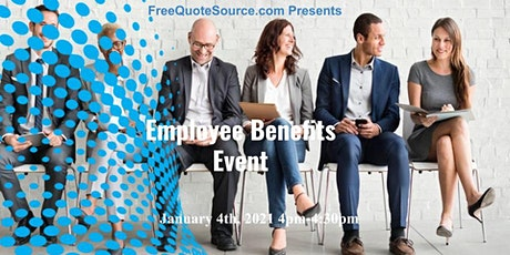 Employee Benefits (Health, Life, Finance Insurance) Florida Only tickets