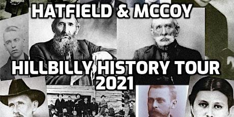 Hatfield McCoy Hillbilly History tour ATV/UTV/SXS tickets