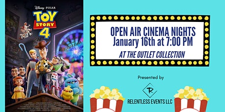 TOY STORY 4 | Open Air Cinema Nights tickets