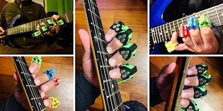 Taller de Guitarra Deportiva entradas