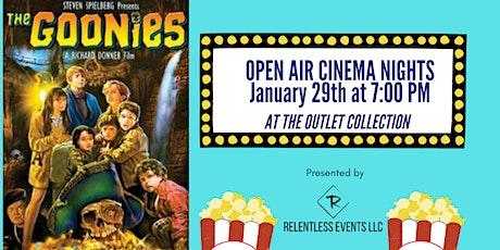GOONIES| Open Air Cinema Nights tickets