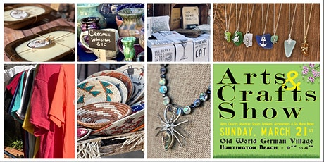 Arts & Crafts - SHOW | Outdoor Market tickets
