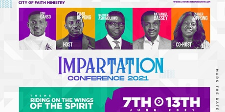Impartation Conference 2021 tickets