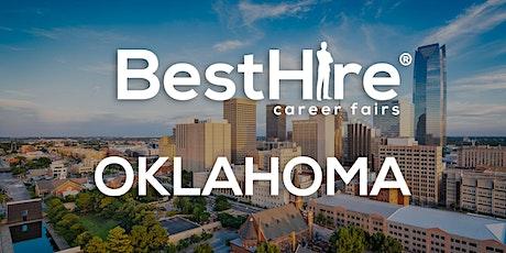 Oklahoma City Virtual Job Fair October 21, 2021 tickets