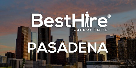 Pasadena Virtual Job Fair July 7, 2021 tickets