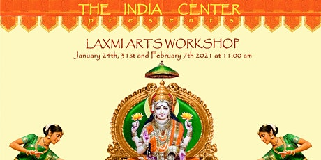 LAXMI ARTS WORKSHOP tickets