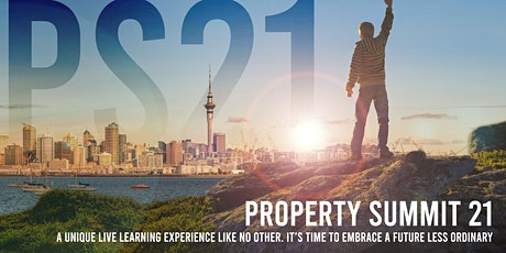 Property Summit 2021 tickets
